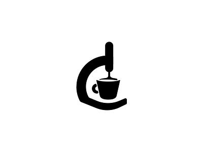 Mała Czarna Coffee House c2 espresso cafe logo dipe drink cup machine microscope lab science coffee