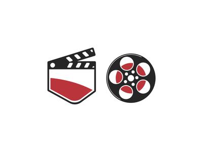 Film Commission Poland set scene logo dipe camera poland star clap cinema video film movie