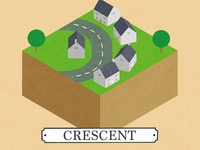 What's in a Street Name? Crescent