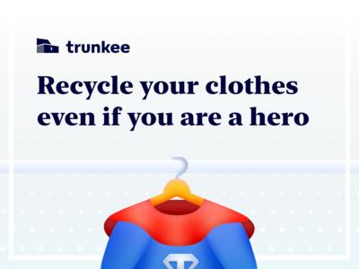Trunkee App // Social Post