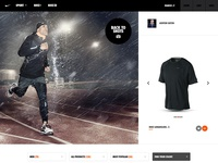 Nike Shoppable Lookbook