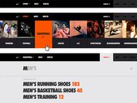 Nike Navigation