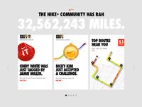 Nike+ Activity Module