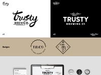 Tbco brand identity