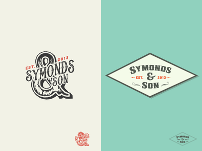 Symonds & Son Brand Identity