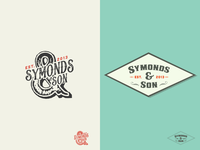 Symonds & Son Brand Identity
