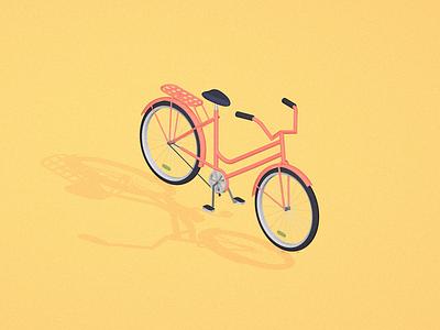 Bike   Sketchbook color design bike 3d 3d design c4d