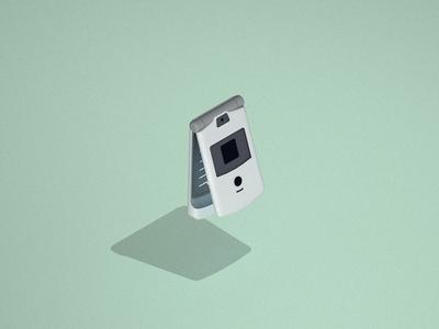 Flip Phone | Sketchbook