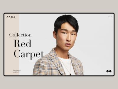 Zara Collection - Concept UI