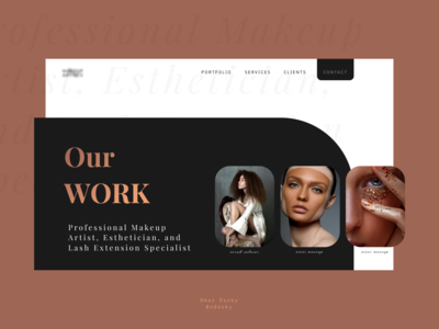 Makeup Artist Project