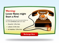 Phone Rates Email Campaign