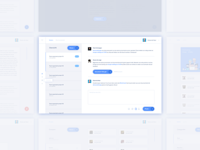 Syngi user experience ux ui minimal clean user interface wip crm
