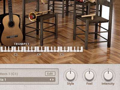Cuba - Discovery Series 3d modelling instrument materials music kontakt5 rendering animation cuba rythm