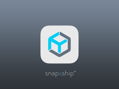 snap&ship shipping app icon