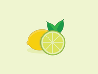 100 Day Project - Day 3 - Lemon & Lime