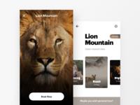 Mobile Application for Safari Tour Operator
