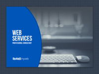 Presentation Cover - ShakeMyWeb
