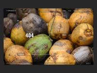 404 Webpage