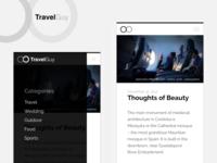 TravelGuy - Blogging Website