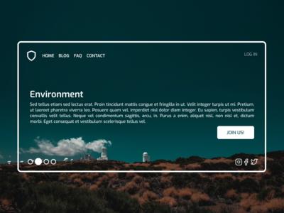 Website Concept web design ux ui web website webdesign minimalist minimal figma design
