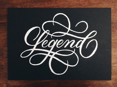 Legend legend script