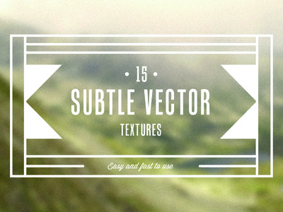 Subtle Vector Textures subtle vector textures freebie creativemarket