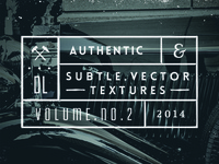 Subtle Vector Textures Volume 2