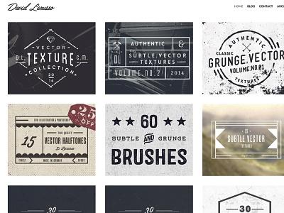 Personal Website Redesign website redesign