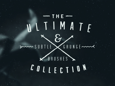 100 Brushes - Ultimate Collection brushes collection photoshop