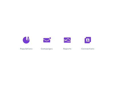 Alliioop Icons shape icons iconography ecommerce alliioop