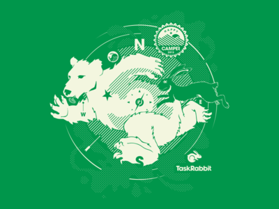 Happy Camper 2013 T-Shirt