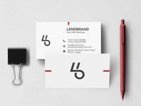 Free PSD Business Card Mockup Vol 3