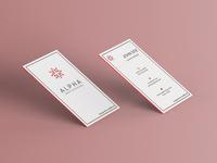 Free Business Card Mockup Vol 4