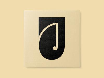 10 / 36 - «J» type font lettering letter logotype logo 36daysoftype07 36daysoftype