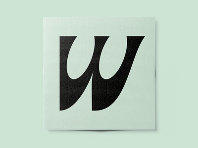 23 / 36 - «W» typography calligraphy type 36daysoftype 36daysoftype07 font letter lettering logotype logo