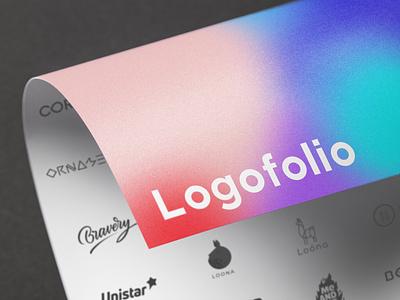 Logofolio'19 logofolio vector design typography identity branding letter lettering logotype logo