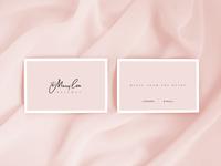 Mary Lou, Business card - Sleepwear & Pajamas for Women