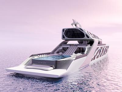 Intimisea By Expleo yacht concept innovative design super yacht design yacht design superyacht product design product design yacht