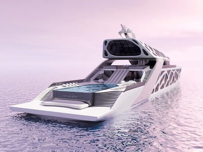 Intimisea By Expleo 12 yacht concept innovative design super yacht design yacht design superyacht product design product design yacht
