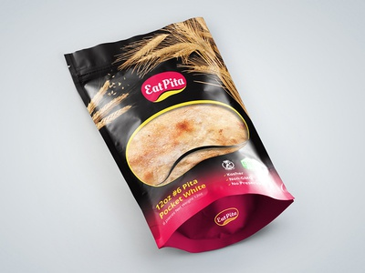 EatPita Packaging Design
