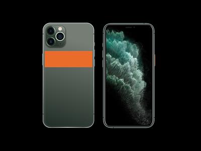 l'Orange - Phone Tape design orange apple beauty brand art