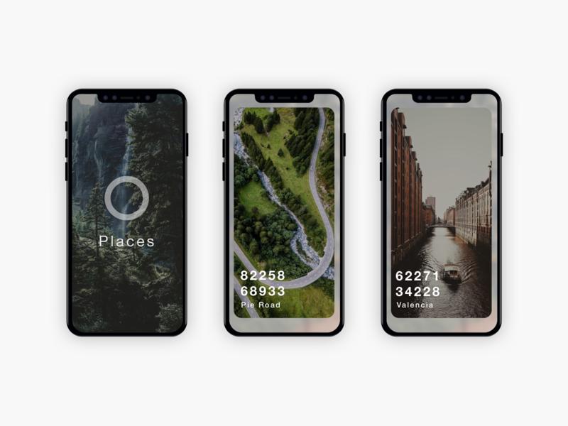 Places App Preview