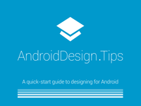 AndroidDesign.tips