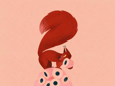 Squirrel (number 2)