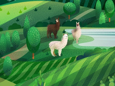 Lamas (fragment)