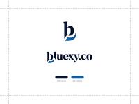 Bluexy Logo Design