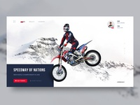 Speedway main page