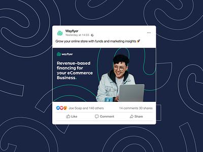Facebook Ads ecommerce marketing digital design facebook ads