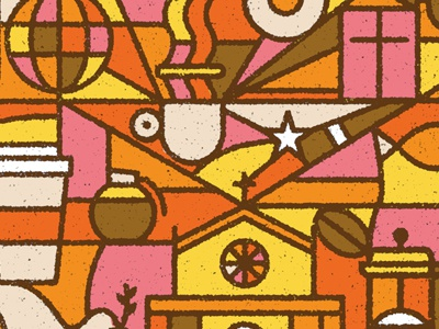 Disciple Coffee Illustration