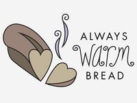 Always Warm Bread logo